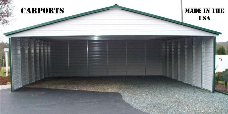 Carports overman 39 s for Garage building estimator