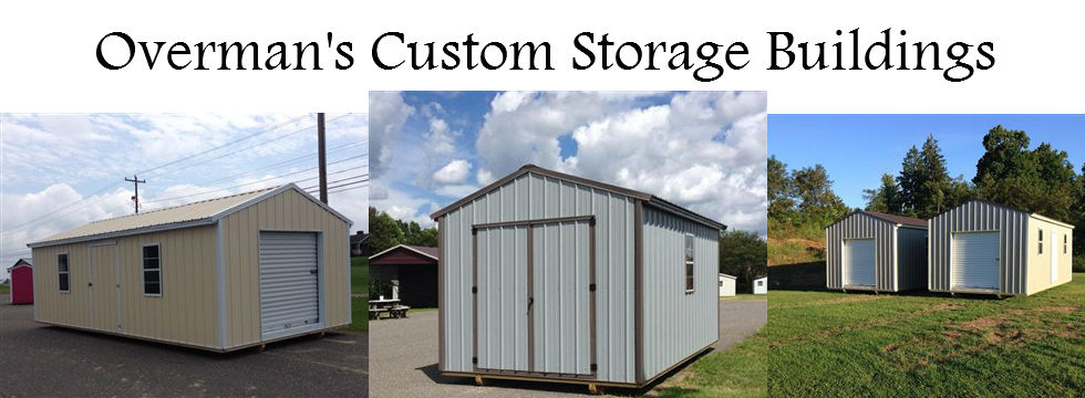 Storage Buildings Overman S